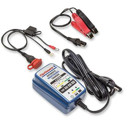 TecMate Optimate 1 12 Volt Battery Charger Maintainer - [3807-0260]