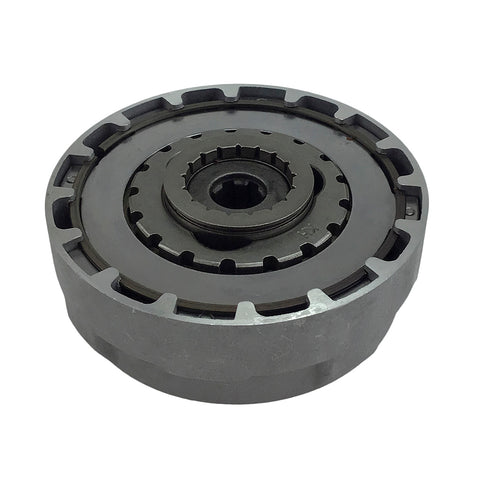 Clutch Assembly - 17 Teeth - 50cc-125cc Full Auto - Version 7