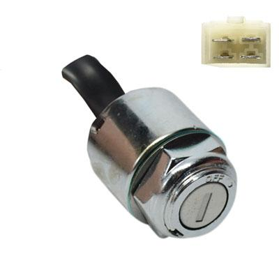 Ignition Key Switch - 4 Wire - Version 37