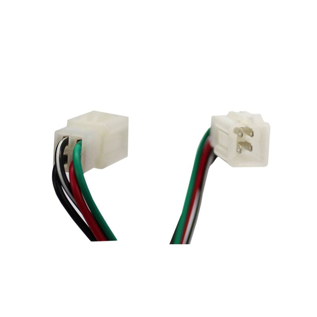 ignition key switch wiring harness plug 4 wire. Black Bedroom Furniture Sets. Home Design Ideas
