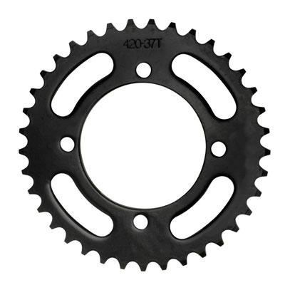 Rear Sprocket - 420 - 37 Tooth - 76mm Center Hole