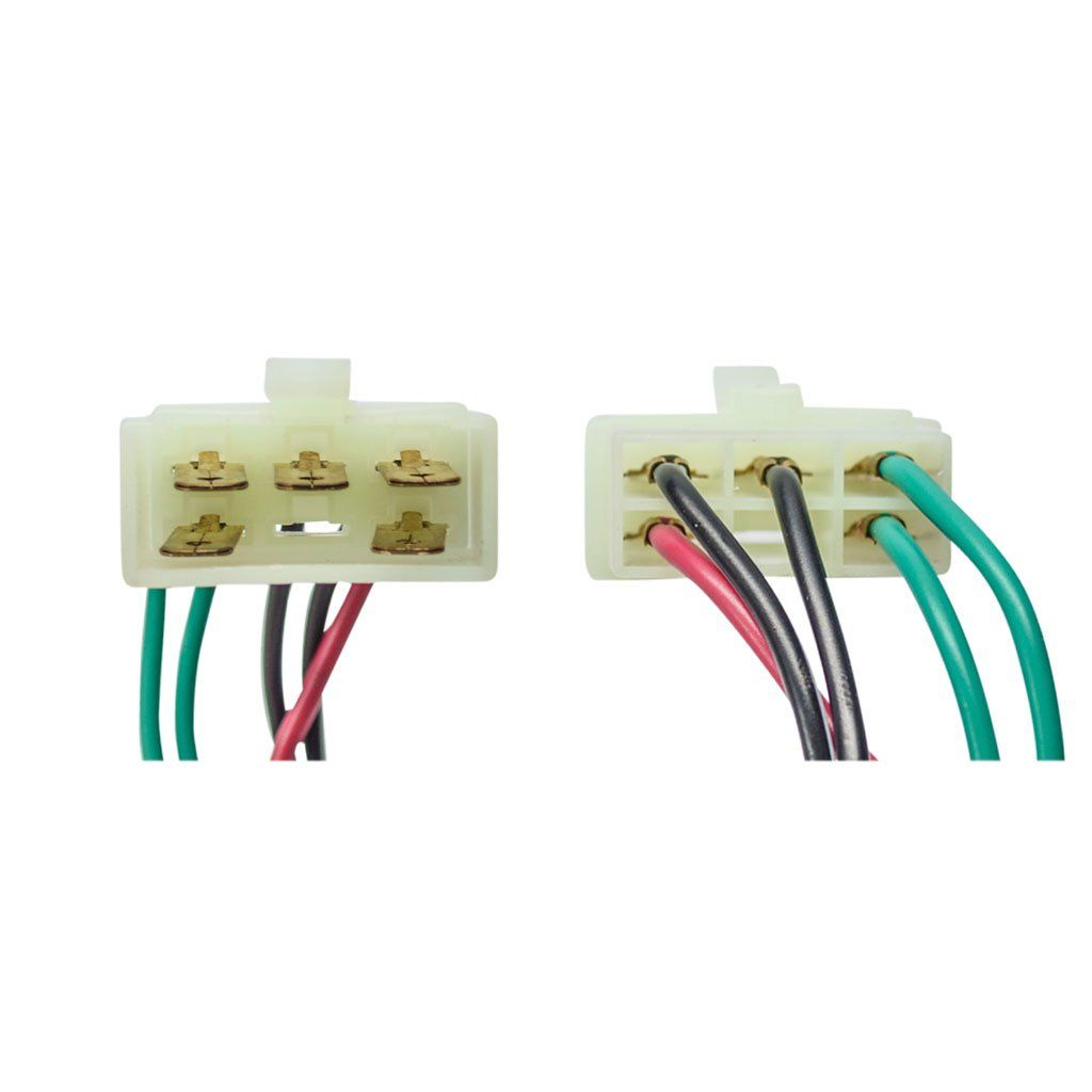 Swell 5 Wire Chinese Ignition Key Switch Set For Gy6 50Cc Scooters Mopeds Wiring Digital Resources Bemuashebarightsorg