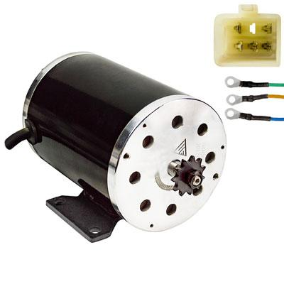 500w 36v Electric Motor for Tao Tao E1-500 and E2-500 Electric ATVs - VMC Chinese Parts