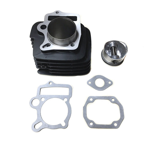 Cylinder Kit 52.4mm for 125cc with Aluminum Cylinder