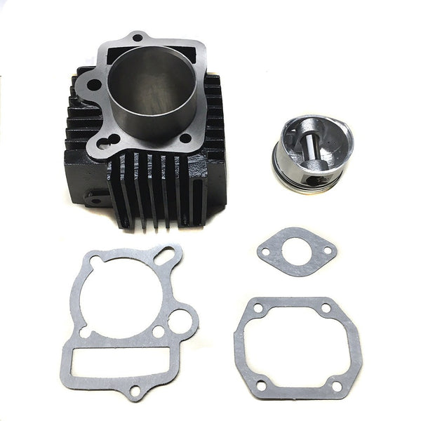 Cylinder Kit 52.4mm for 125cc Engine Cast - VMC Chinese Parts
