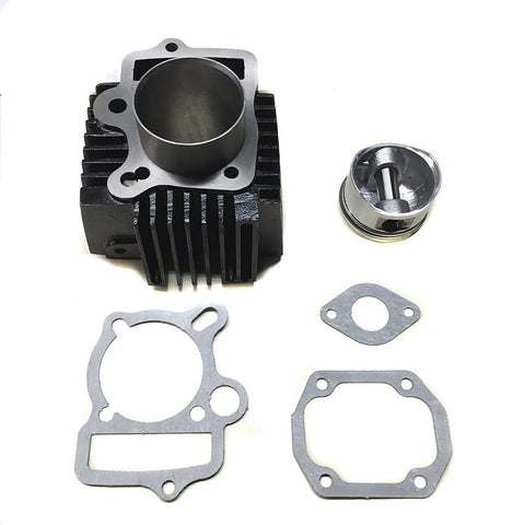 Cylinder Kit 52.4mm for 125cc Engine Cast