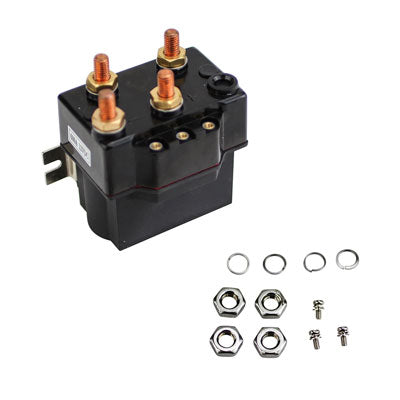 600A Runva Winch Solenoid Relay for HiSun UTVs - VMC Chinese Parts
