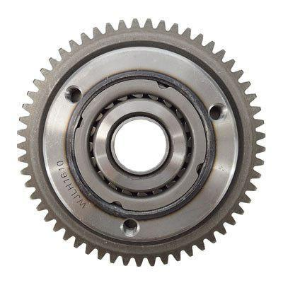Starter One Way Drive Clutch Gear Assembly - 57 Tooth - 7mm Thickness - Version 5 - VMC Chinese Parts