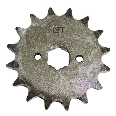 Front Sprocket 530-16 Tooth for 200cc 250cc Engine
