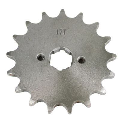 Front Sprocket 530-17 Tooth with 6 Splines