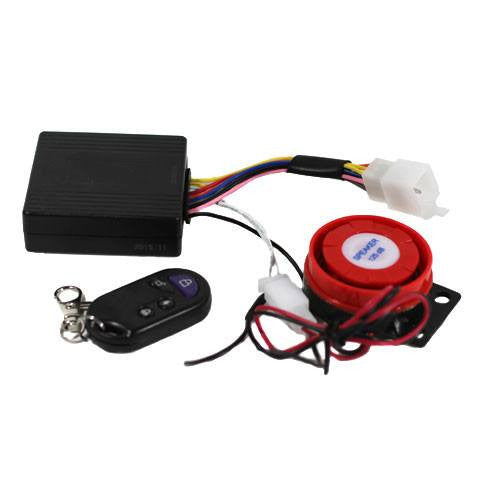 Remote Control Alarm Box System Set for ATV - Version 4