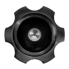 Black Aluminum Gas Fuel Tank Cap - 50mm - Version 70 - VMC Chinese Parts