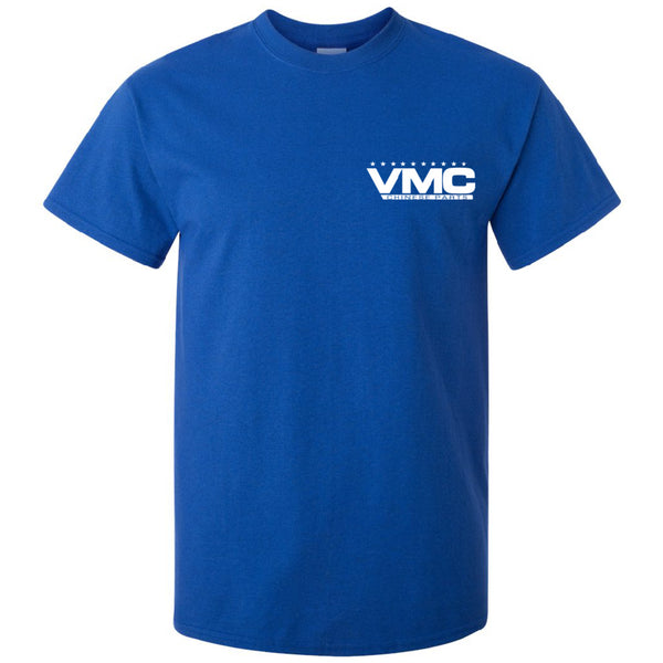 VMC Chinese Parts T-Shirt - Youth Child - Blue - VMC Chinese Parts