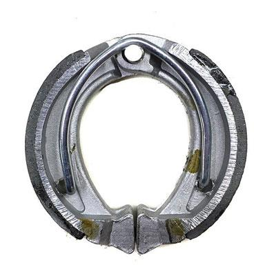 Chinese Brake Shoes for 85mm Drums - Version 3