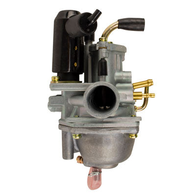 Carburetor for 2-Stroke with Electric Choke - 50cc-90cc - Version 21 - VMC Chinese Parts