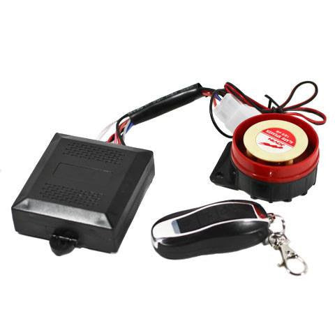 Remote Control Alarm Box System Set for ATV - Version 3