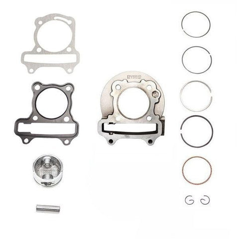 Chinese 100cc Big Bore Kit for GY6 50cc Scooters Mopeds