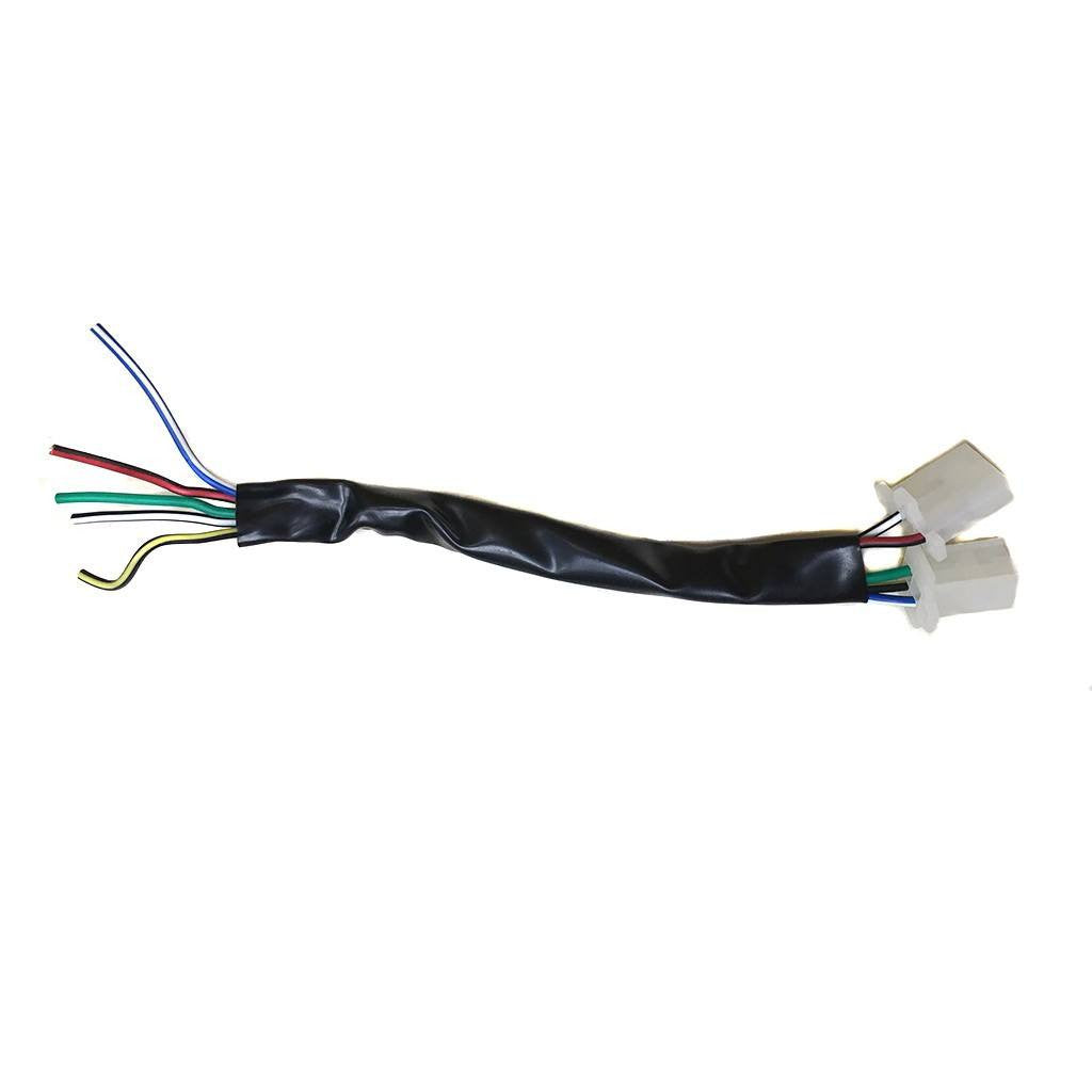 Chinese 6-pin Cdi Wiring Harness Dual Plug