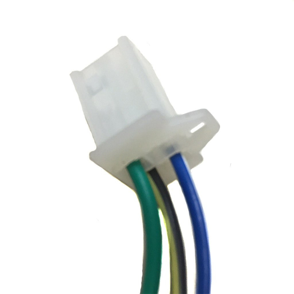 6-pin Cdi Wiring Harness Dual Plug - 5 Wire