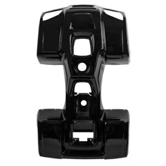 Chinese ATV Body Fender Kit - 1 piece - Black - Taotao ATA110F/F1, Apache 110 - VMC Chinese Parts