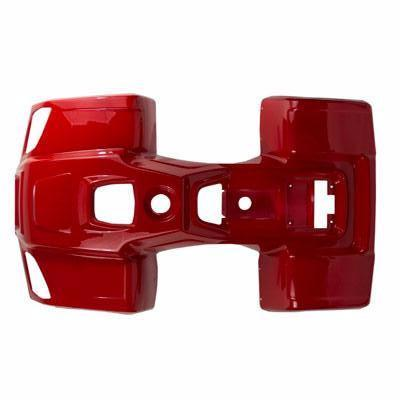 Body Fender Kit for Chinese ATV - 1 piece - RED - Taotao ATA110F/F1, Apache 110