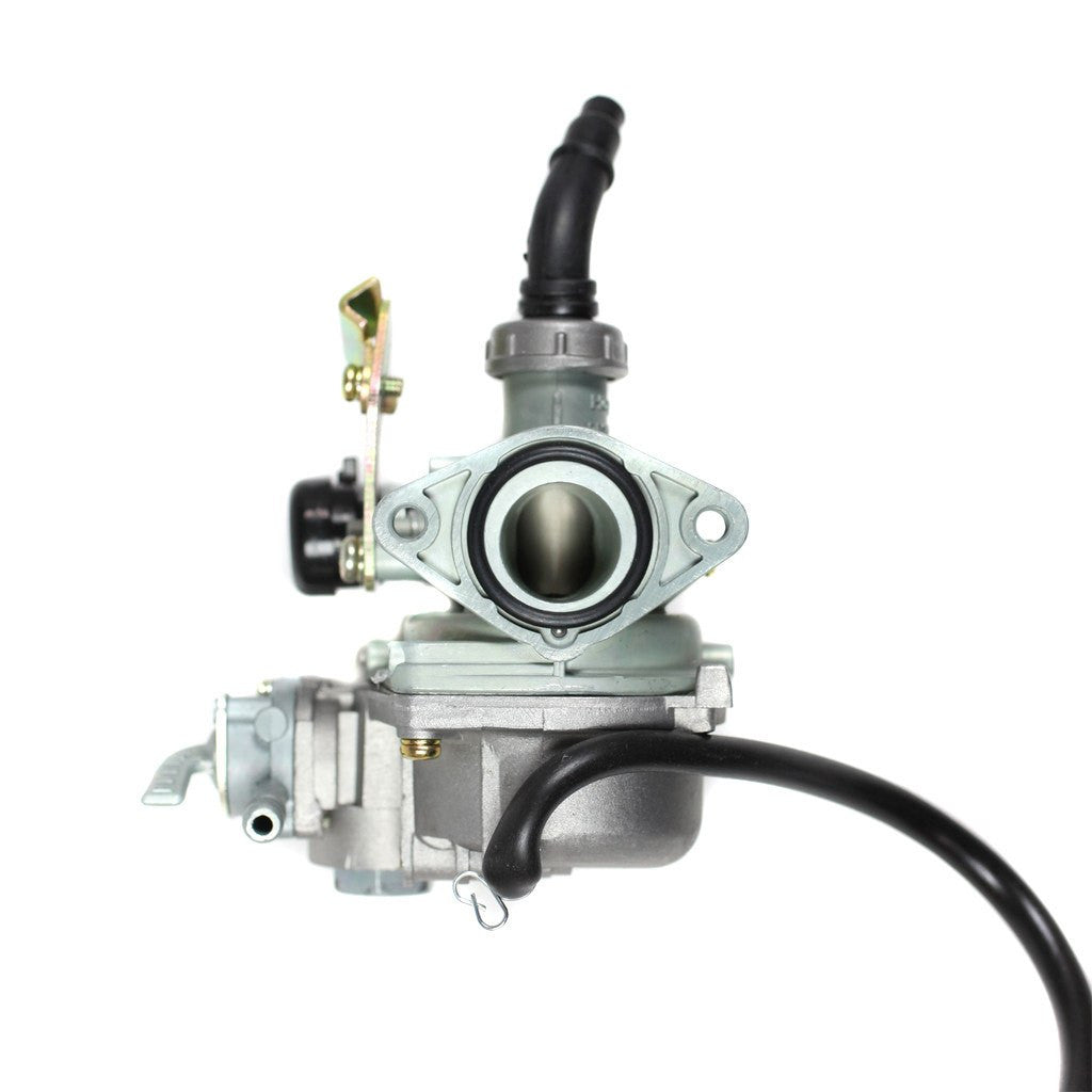 Chinese PZ19 Carburetor - Cable Choke with Petcock - Version 62 - 50cc-125cc - VMC Chinese Parts