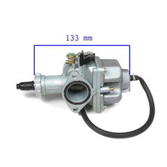 Chinese PZ27 Carburetor. - Hand Choke - Version 4 - 150cc-200cc - VMC Chinese Parts