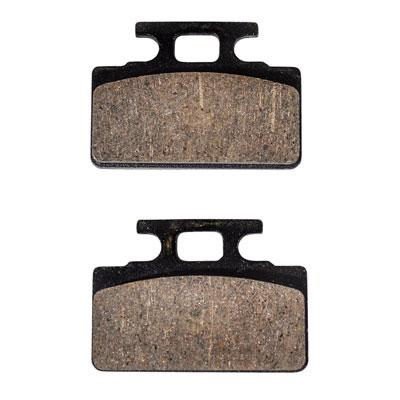 Disc Brake Pad Set - 50cc-150cc ATVs, Scooters, Dirt Bikes - Version 12