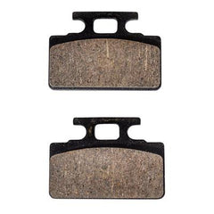 Disc Brake Pad Set - 50cc-150cc ATVs, Scooters, Dirt Bikes - Version 12 - VMC Chinese Parts