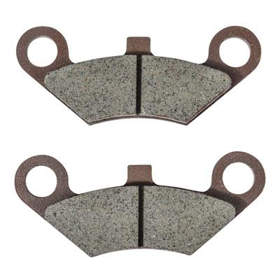 Disc Brake Pad Set - Coolster ATVs and Go-Karts - Version 42