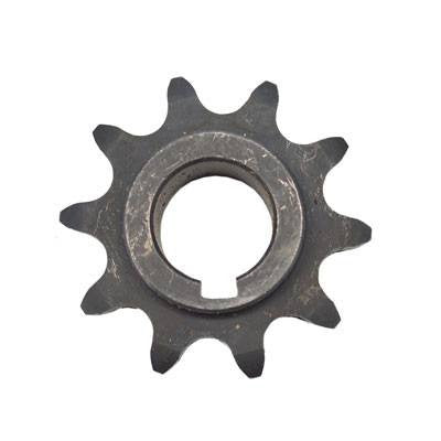 420-10 Tooth Front Sprocket - Coleman BX200X CT200U CT200U-EX Mini Bike - VMC Chinese Parts