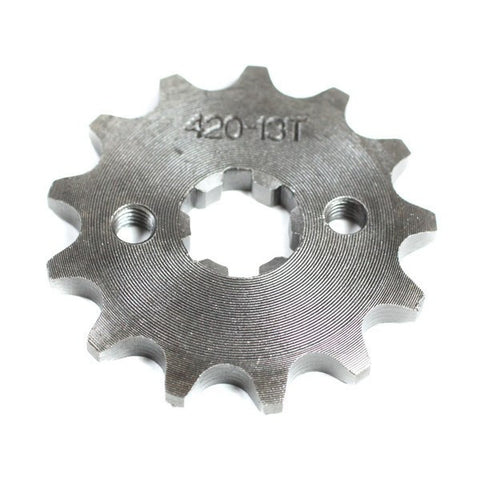 Front Sprocket 420-13 Tooth for 50cc-125cc Engines