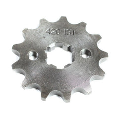 Chinese ATV Front Sprocket 420-13T - VMC Chinese Parts