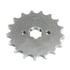 Chinese ATV Front Sprocket 420-17T - VMC Chinese Parts