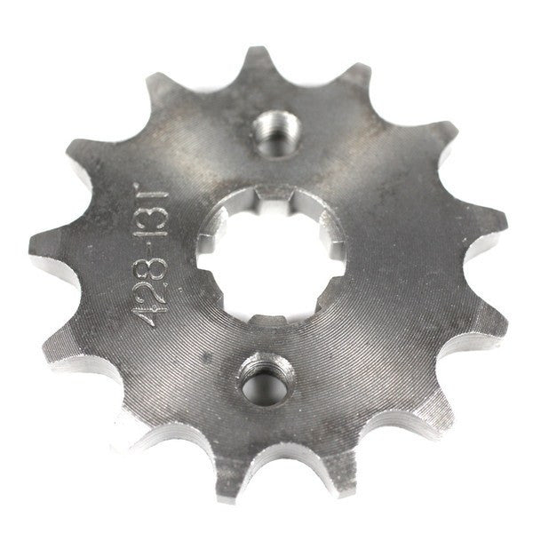 Front Sprocket 428-13 Tooth for 50cc-125cc Engines - VMC Chinese Parts