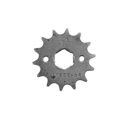 Chinese ATV Front Sprocket 428-14T 200cc Engine - VMC Chinese Parts
