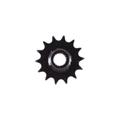 530-14 Tooth Front Sprocket for Taotao 150cc Bull Aarow Targa 4Fun - VMC Chinese Parts