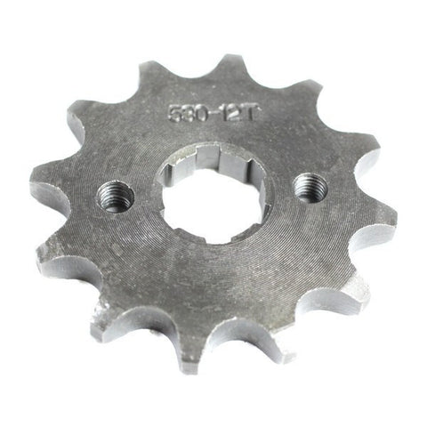 530-12 Tooth Front Sprocket