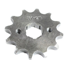 530-12 Tooth Front Sprocket - VMC Chinese Parts