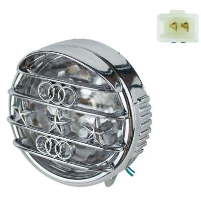 Chinese ATV / Go-Kart Headlight for 110cc-150cc - Version 3