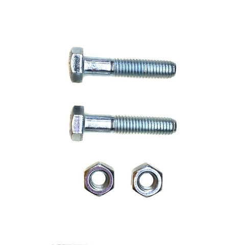 Handlebar Mounting Nuts and Bolts Set - M6 x 30mm