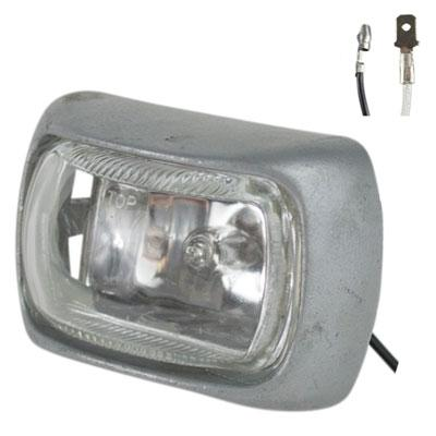Headlight for Kazuma Meerkat Wombat 50cc ATV - Version 1