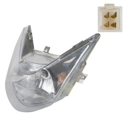 Headlight for Taotao ATA110H. ATA125H ATVs - Version 86