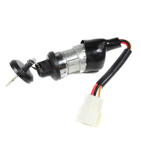 Ignition Key Switch - 3 Wire - Version 30