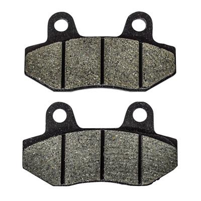 Chinese ATV Rear Disc Brake Pad Set Version 2 - VMC Chinese Parts