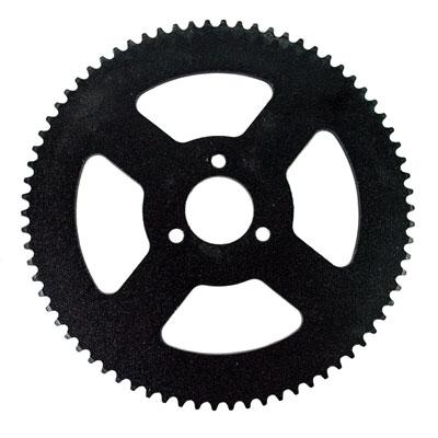 Rear Sprocket - 25H - 74 Tooth - 26mm Center Hole