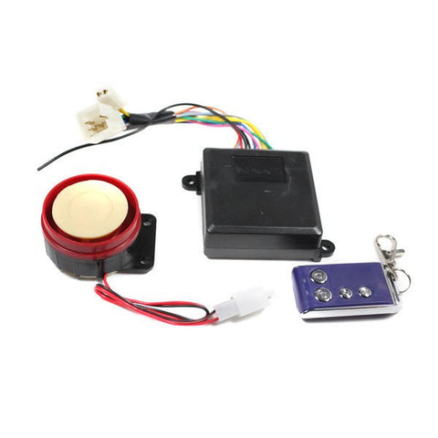 Remote Control Alarm Box System Set for ATV - Version 18