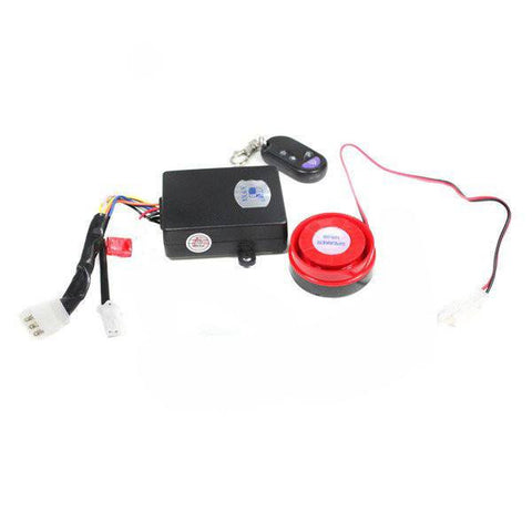Remote Control Alarm Box System Set for ATV - Version 2