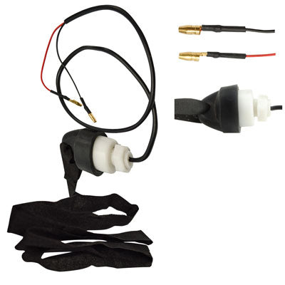 Chinese ATV Safety Kill Switch with Tether Pull Cap Version 9 - VMC Chinese Parts