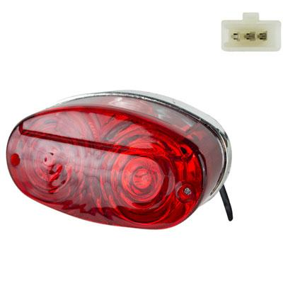 Tail Light for 110cc to 250cc ATV - Version 27 - VMC Chinese Parts